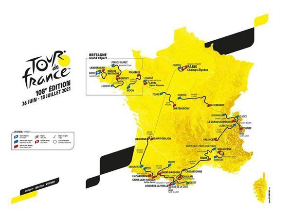 Open De France 2021 Leaderboard