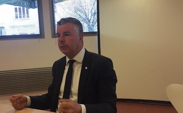 Bonneville : Martial Saddier candidat pour les municipales ? - Radio Mont Blanc