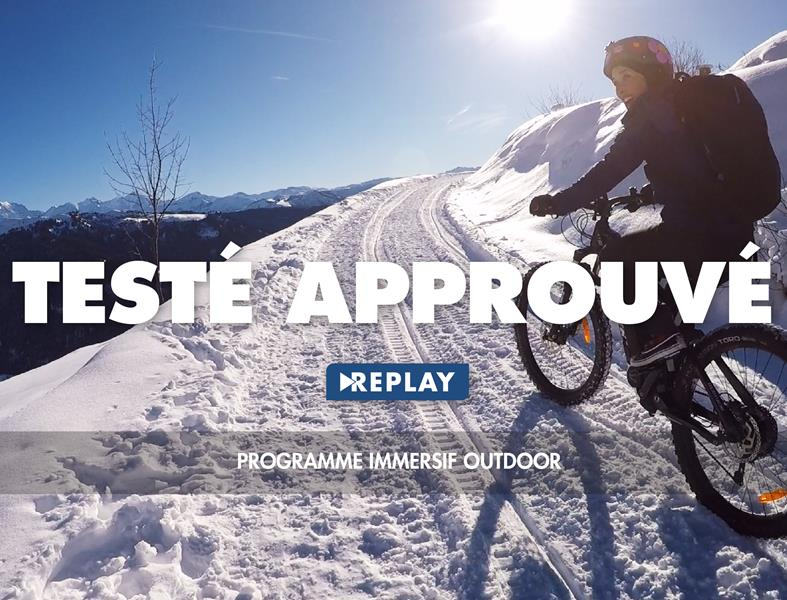 TESTÉ-APPROUVÉ - S01E28 - Speed Riding
