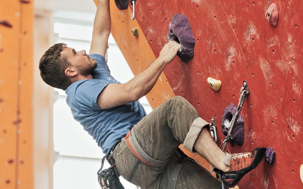 Les salles d'escalade connaissent un succès sans précédent et redonne à ce sport une nouvelle dimension, plus ludique et conviviale.