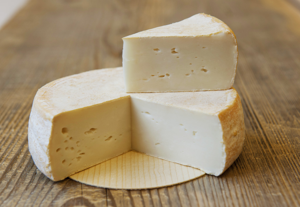 Fromage de Savoie & Haute Savoie : Le Chevrotin