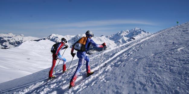 Choisir ses skis d'alpinisme
