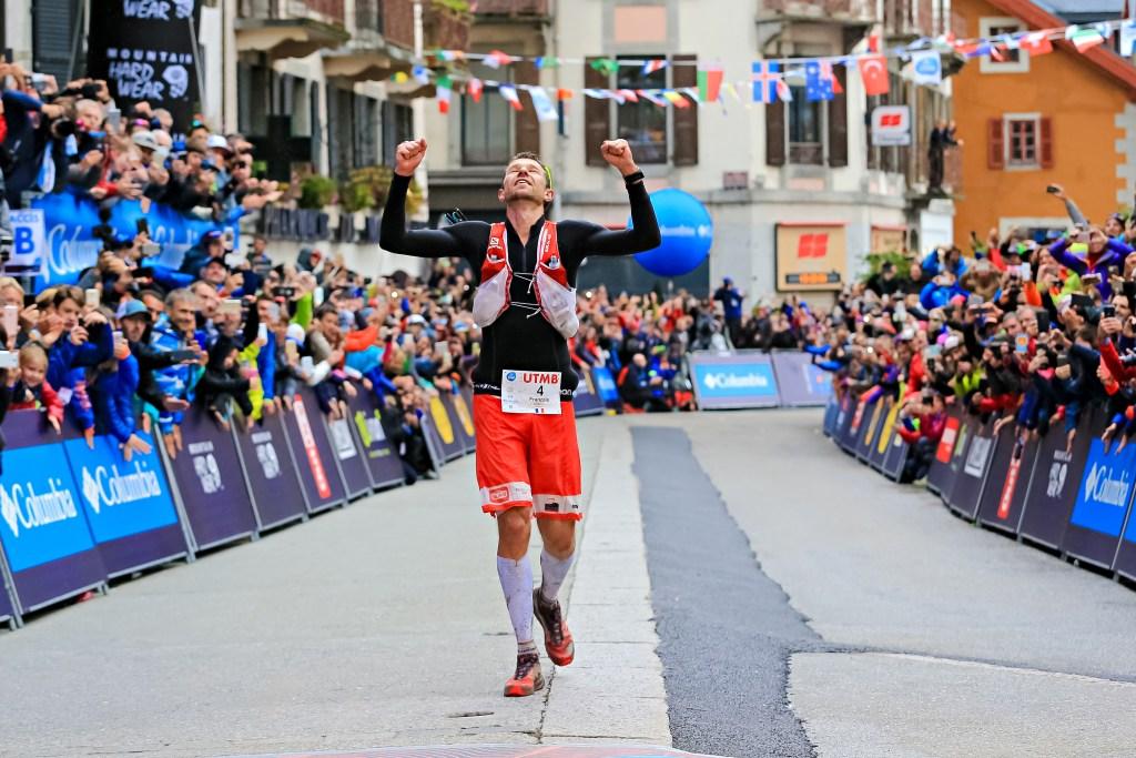 François D'Haene vainqueur de l'Ultra-Trail® World Tour 2017