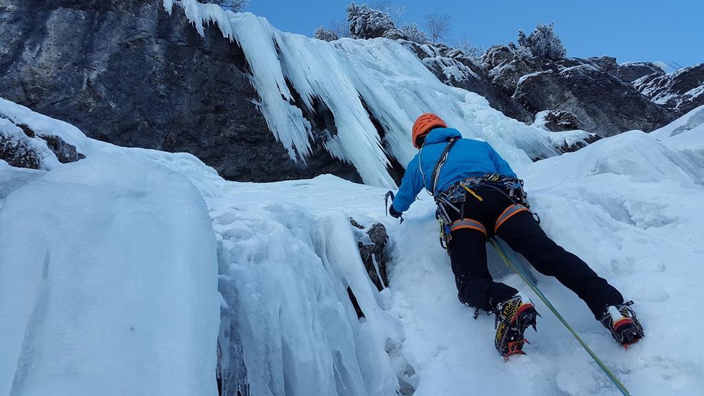 L'alpinisme est une discipline d'escalade en haute-montagne