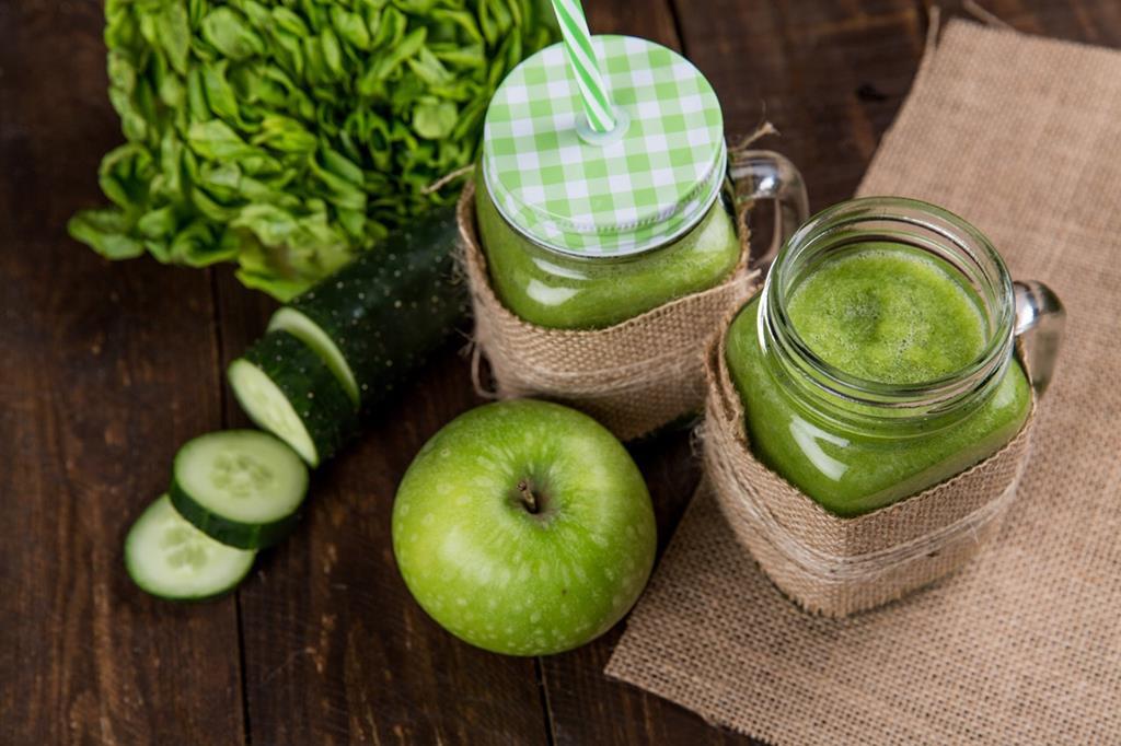Les boissons énergétiques à base de fruits et légumes
