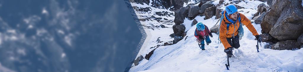 La marque d'alpinisme Simond est une référence