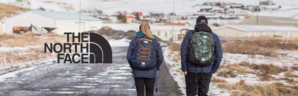 La marque The North Face, pour gravir les faces les plus difficiles de la montagne
