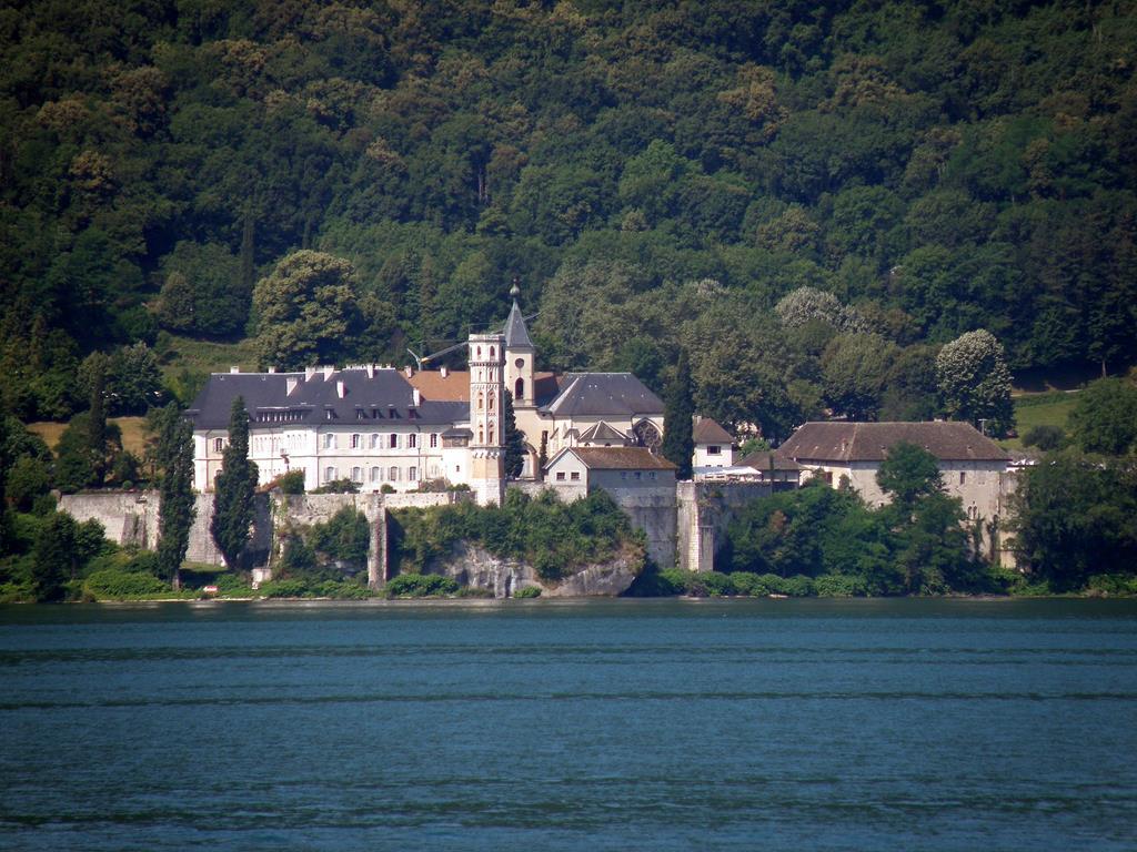 L'abbaye d'Hautecombe fut un des sites les plus visités de Savoie