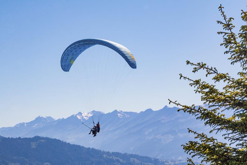 Saut en parchute, Via Ferrata, de nombreuses activités en Pays de Savoie
