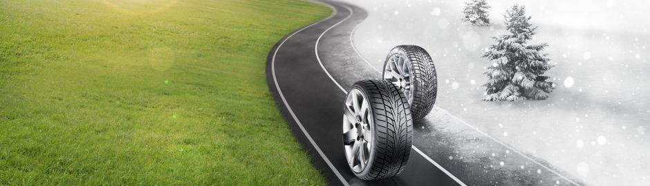 Permuter et changer ses pneus été et hiver