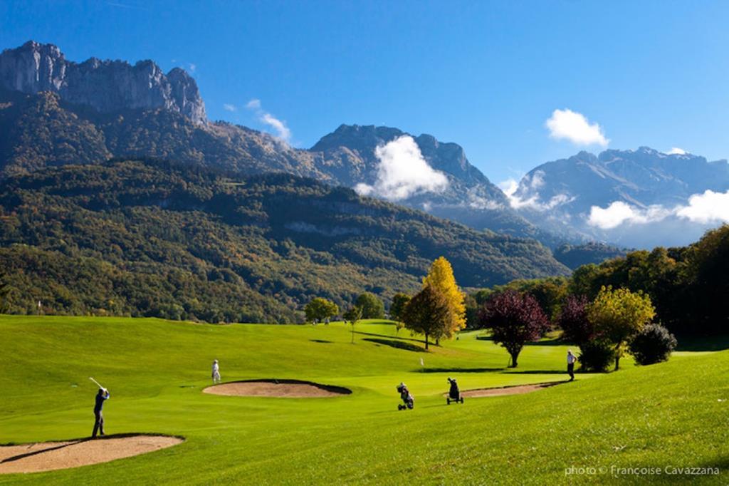 Le golf de Talloires ou Golf du lac d'Annecy