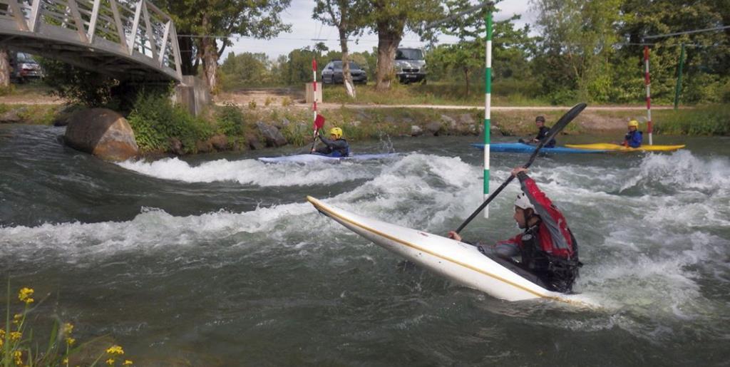 Le canoe¨et kayak à Thonon-Les-Bains