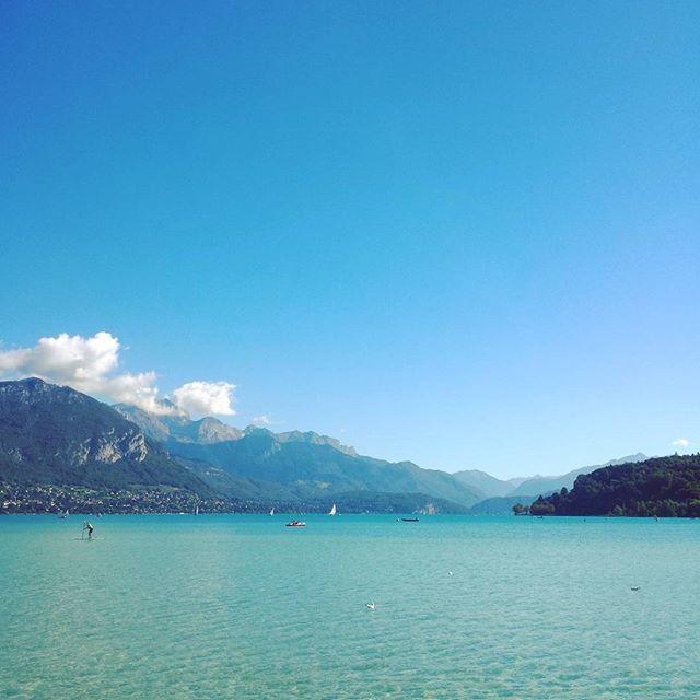 Découvrir le Lac d'Annecy