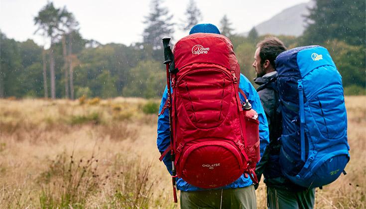 Lowe Alpine spécialiste du sac à dos de randonnée