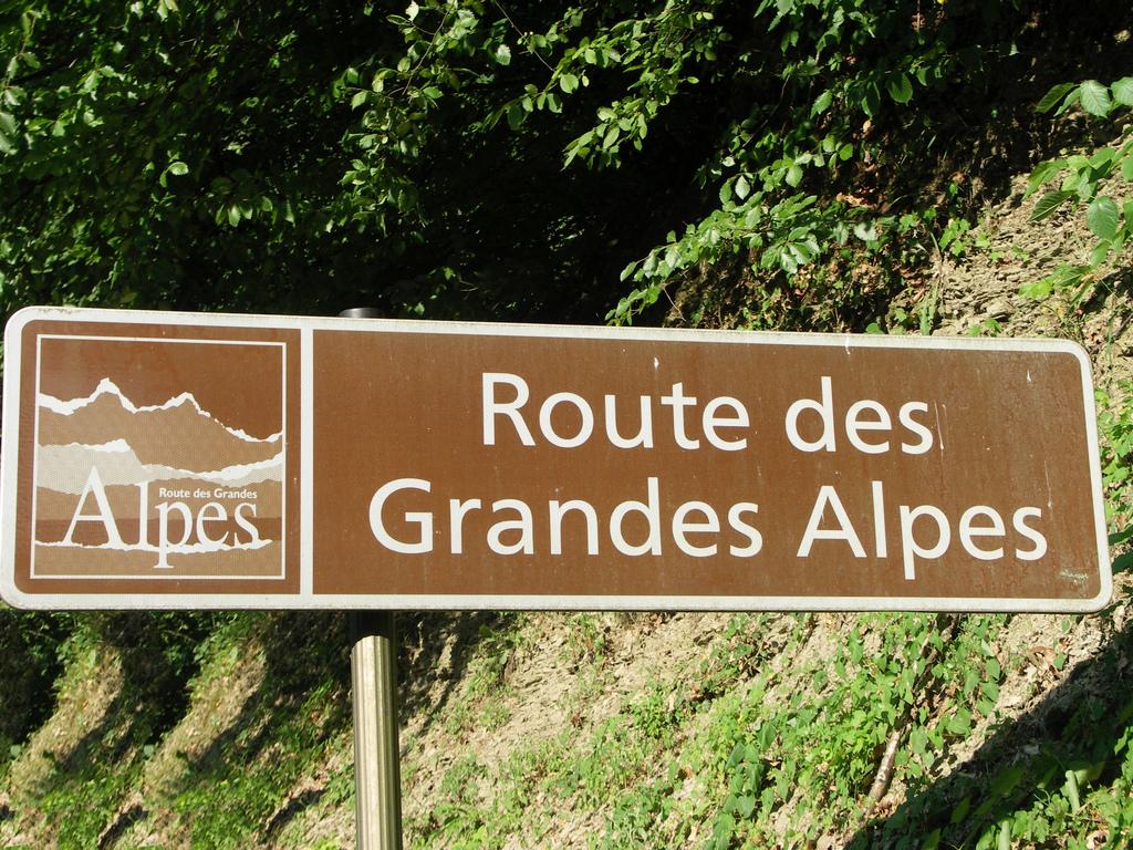 Haute Savoie - la route des Grandes Alpes